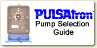 Pulsatron Pump Selection Guide