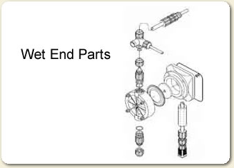Pulsatron Wet End Parts